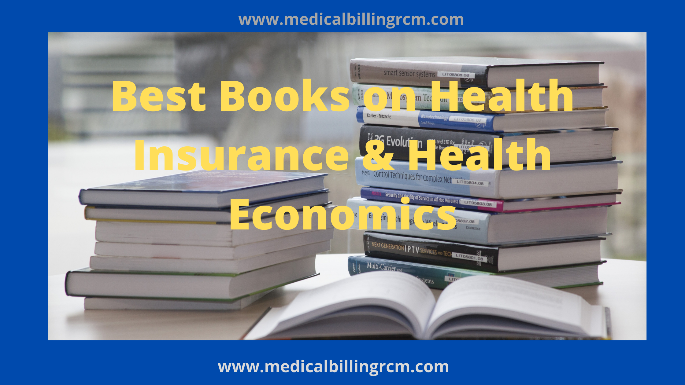best books on healthcare and insurance